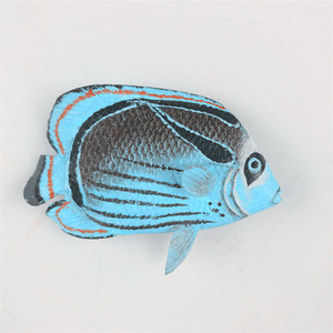 Marine fish resin material with magnet refrigerator paste/resin material magnet paste/refrigerator